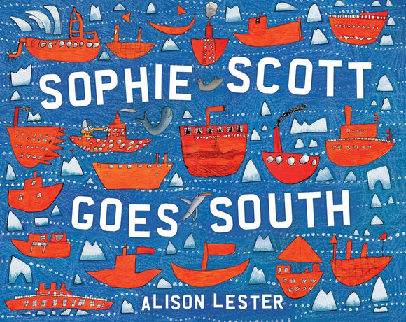 Sophie Scott Goes South 9780670880683
