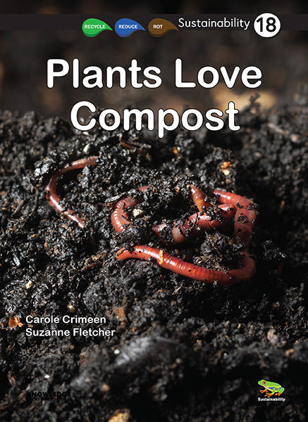 Plants Love Compost 9781925714975