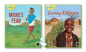 Miobe's Fear/Exciting Ethiopia (Ethiopia) Big Book 9780947526139