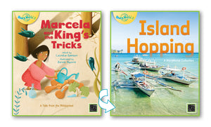 Marcela and the King's Tricks/Island Hopping (Philippines) Big Book 9780947526122