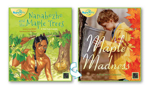 Nanabozho and the Maple Trees/Maple Madness (Canada) Small Book 9781927244647