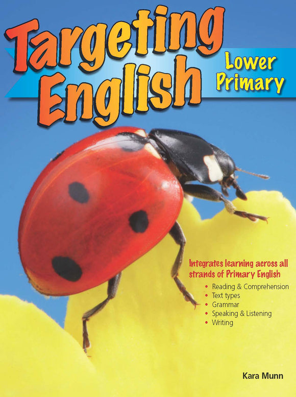 Targeting English Student Workbook Lower Primary 9781921247675
