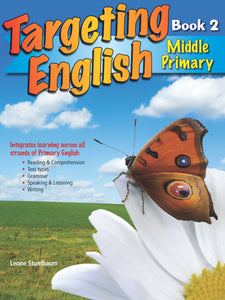 Targeting English Student Workbook Middle Primary Book 2 9781921247736