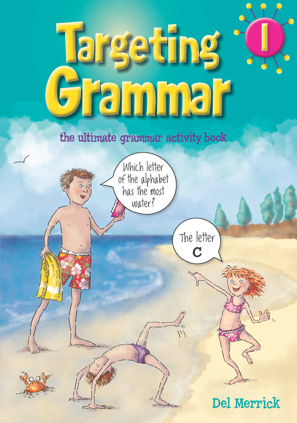 Targeting Grammar Activity Book Year 1 9781925076578