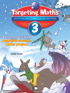Targeting Maths Australian Curriculum Edition Student Book Year 3 9781742152226