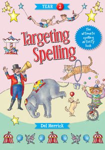 Targeting Spelling Activity Book Year 2 9781925490206