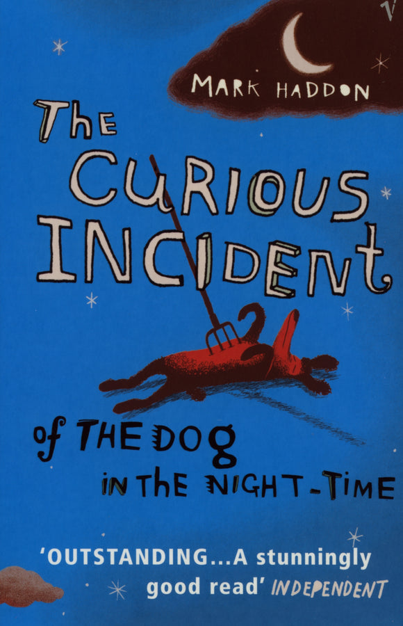 The Curious Incident of the Dog in the Night-time 9780099450252