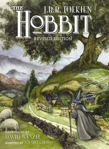 The Hobbit Graphic Novel 9780261102668