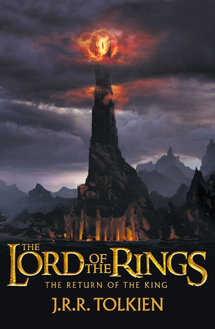 The Lord Of The Rings, Part 3: The Return Of The King [Film Tie-in Edition] 9780007488353