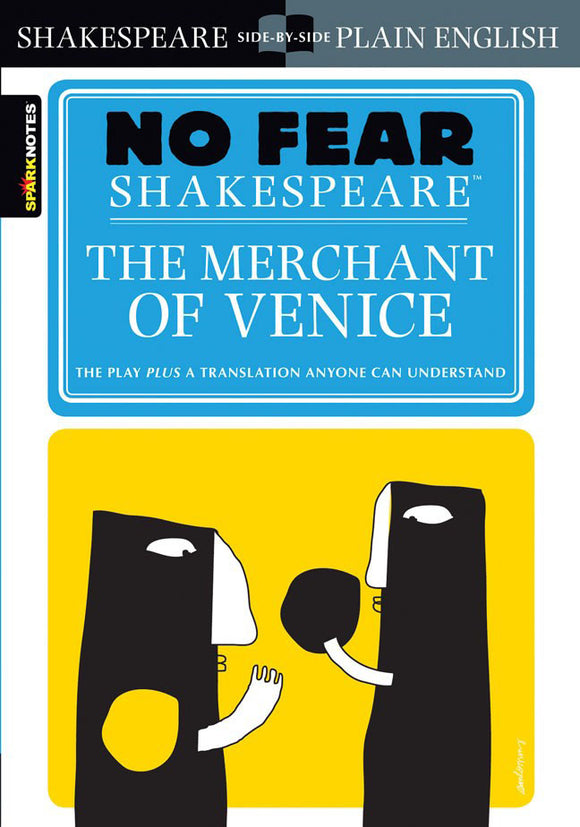 Merchant of Venice (No Fear Shakespeare), The 9781586638504