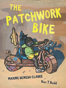 The Patchwork Bike 9780734416681
