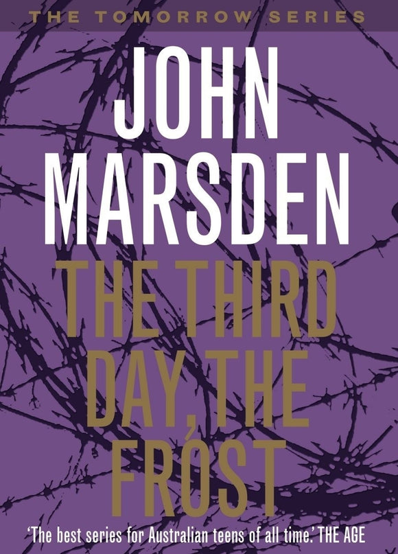 The Third Day, the Frost: Tomorrow Series 3 9780330356688