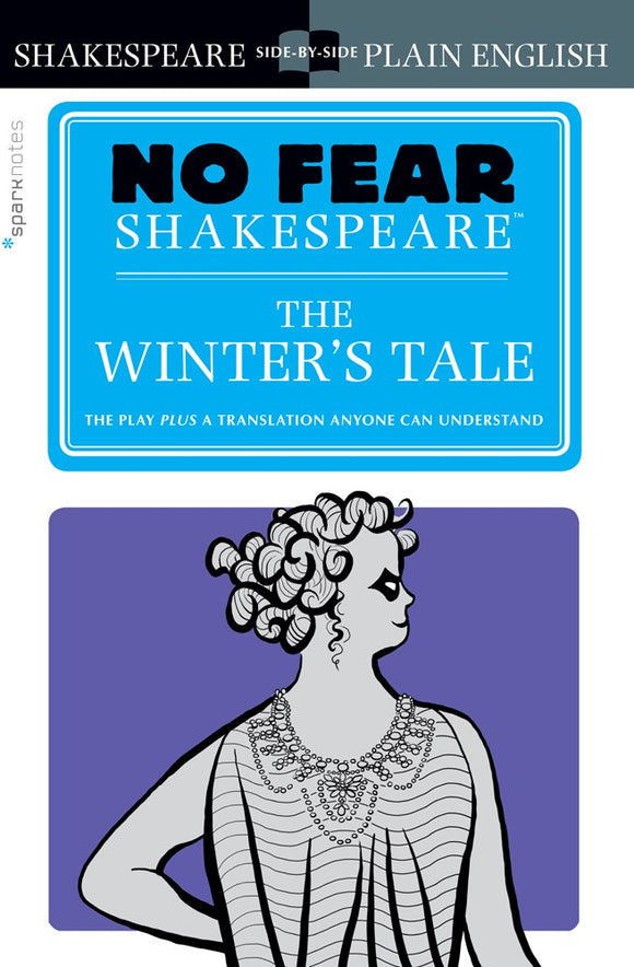Winter's Tale (No Fear Shakespeare), The 9781454928065
