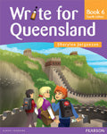 Write for Queensland Book 6 9781442547346