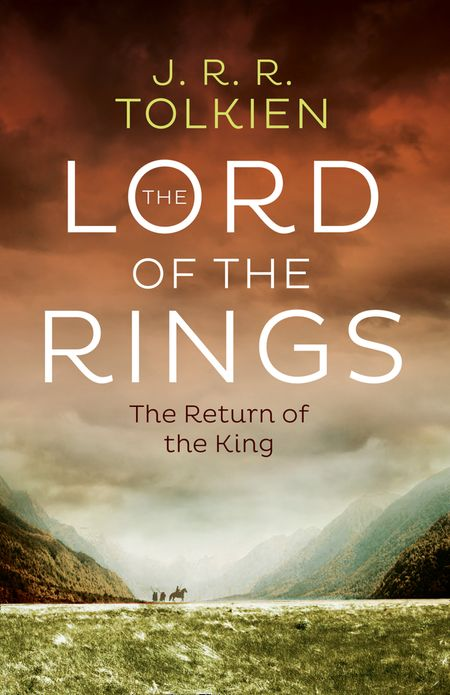 The Return Of The King 9780008376086