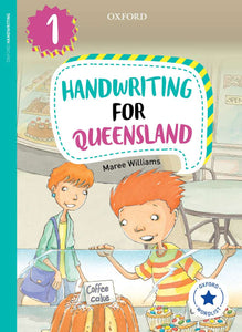 Oxford Handwriting for Queensland Year 1 9780190320225