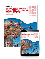 Pearson Mathematical Methods Queensland 12 Student Book with eBook 9781488621420