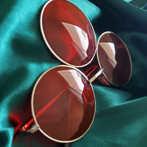 Red Jasper Third Eye Specs