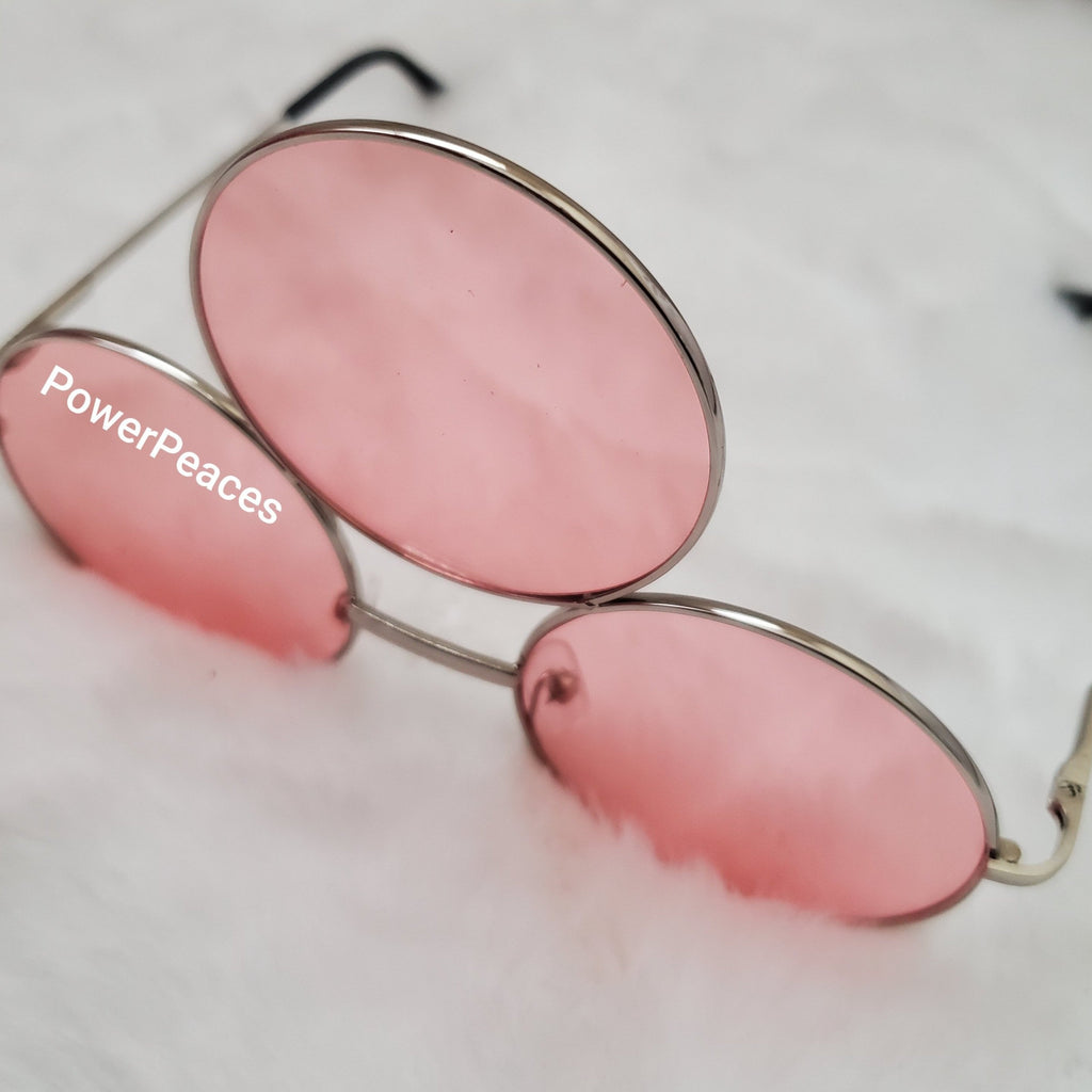 Rose Quartz Third Eye Specs
