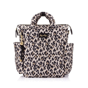 NEW Dream Convertible™ Leopard Diaper Bag