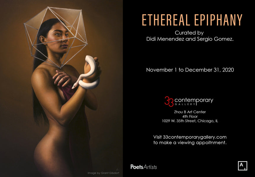 Ethereal Epiphany now on View