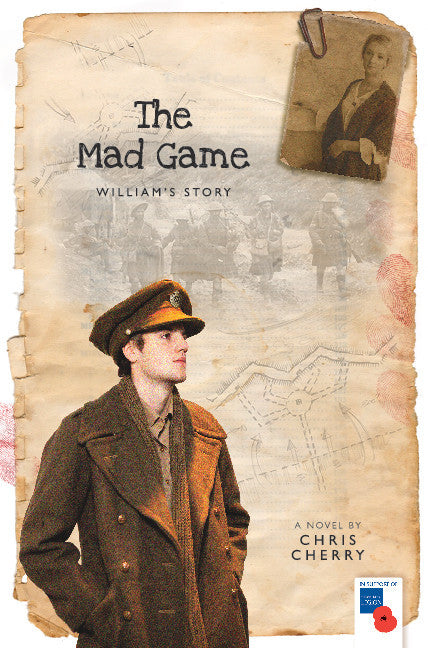 William's Story - The Mad Game Book One (Author Signed Copy)
