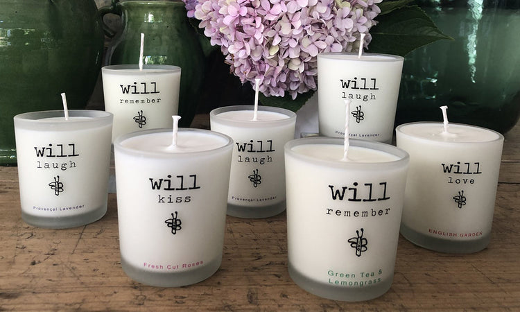 Finding Will Candle Co. | Artist & Chandler