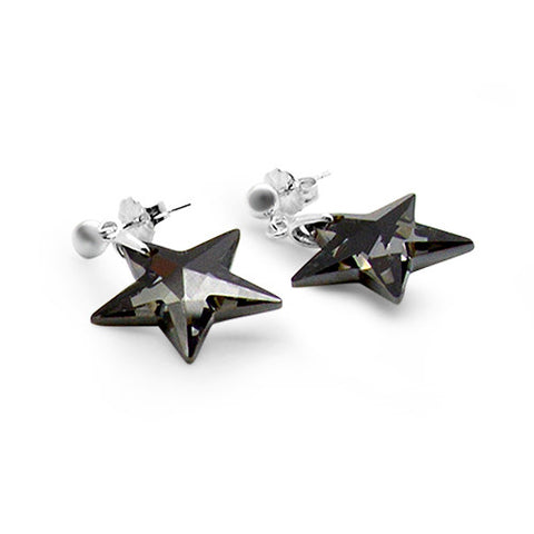 U Star Earrings