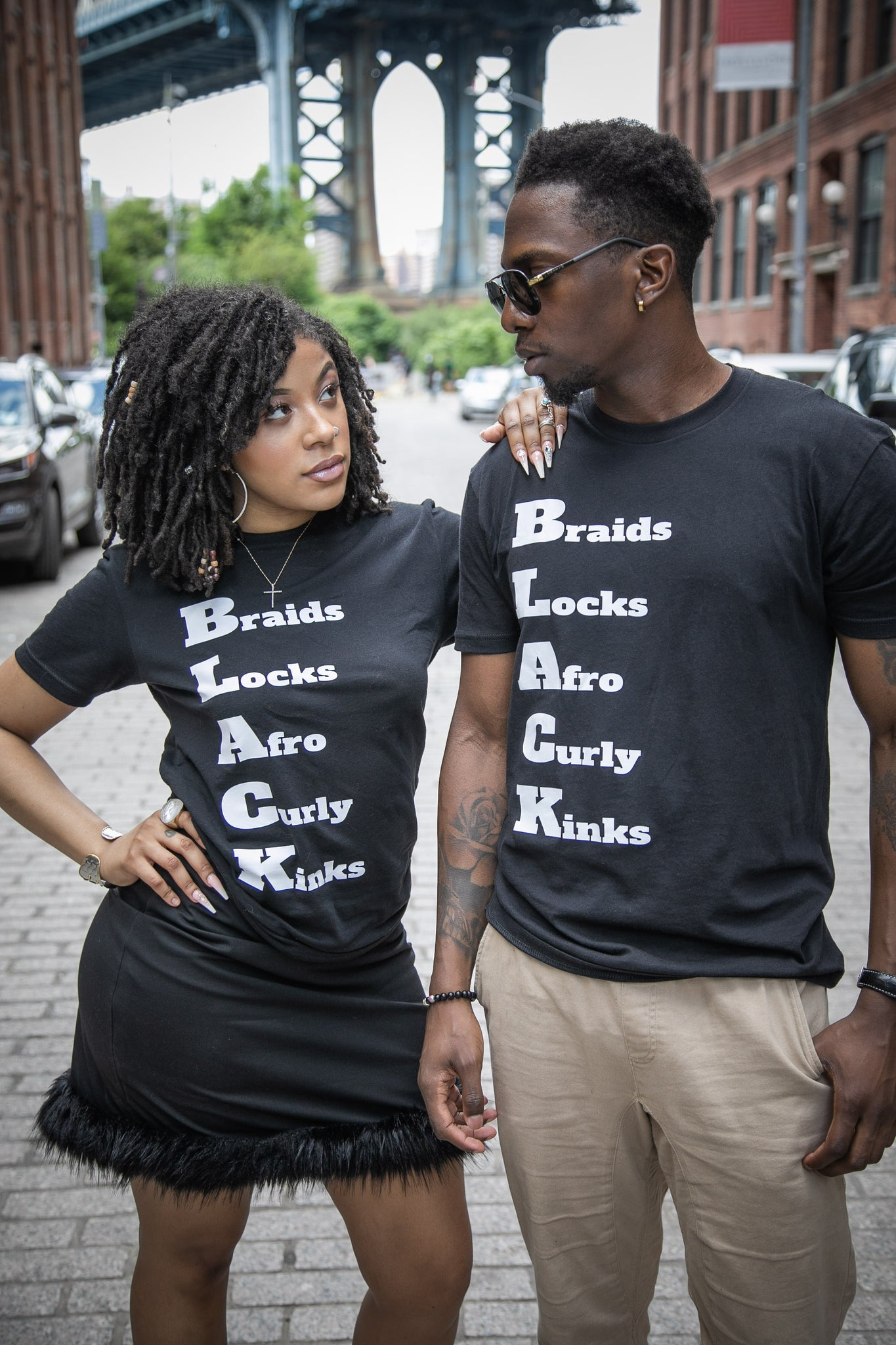 Black Hair History Unisex T-Shirt, Black Hair T-Shirt