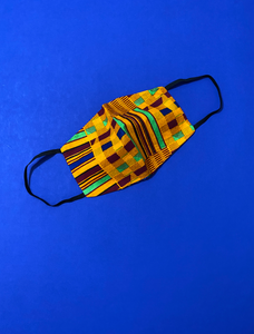 Kente Reversible Face Mask