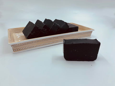 Charcoal and Tea Tree Soap Bar