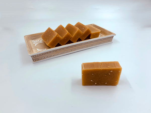 Goat Milk, Honey and Oat Soap