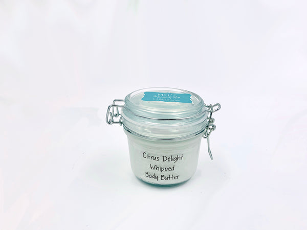 Citrus Delight Whipped Body Butter