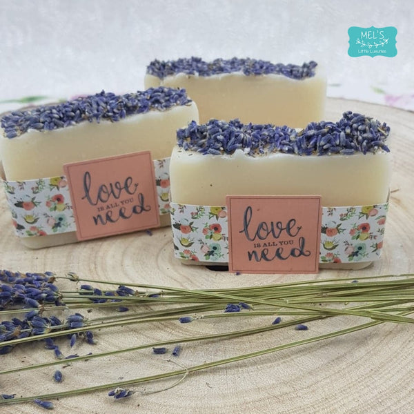 Lavender and Patchouli Soap