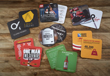 Load image into Gallery viewer, Promotional Beer Mats