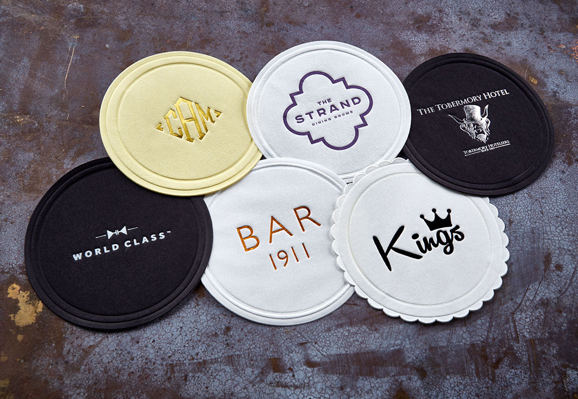 Cocktail Coasters