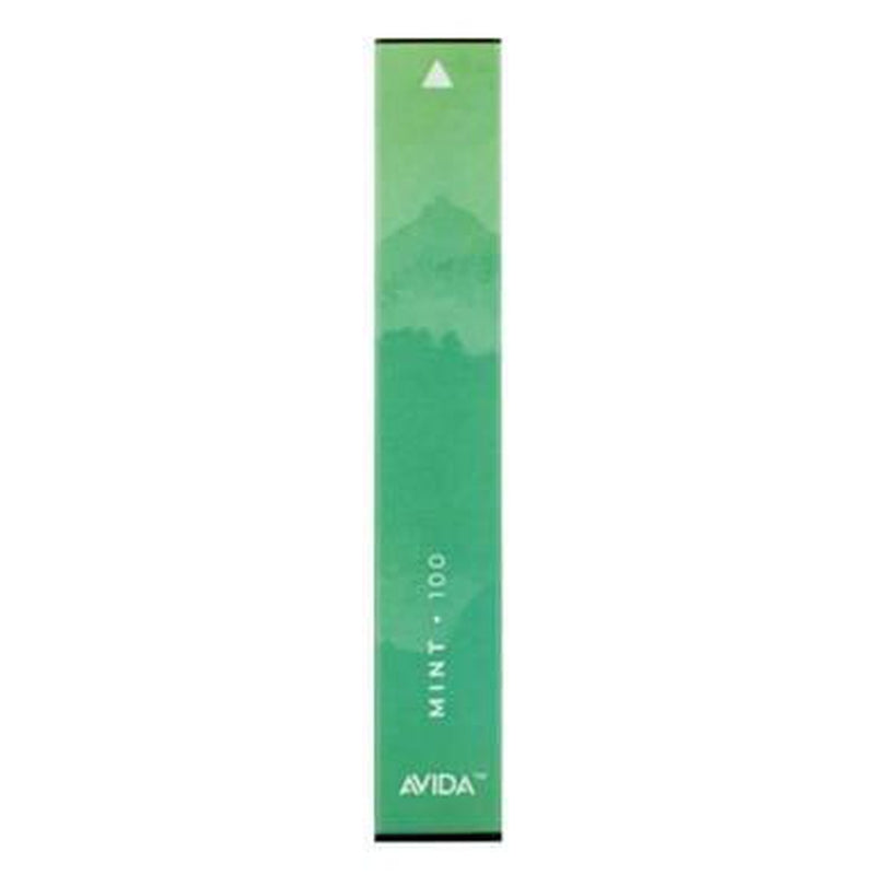 Avida CBD - CBD Vape - PUFF Mint Disposable Vape Pen - 100mg