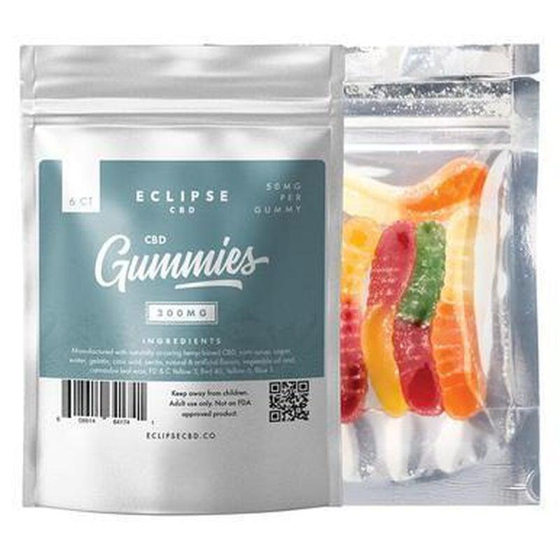 Eclipse CBD - CBD Edible - Assorted Gummies - 300mg
