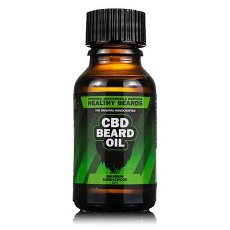 Hemp Bombs - CBD Topical - Beard Oil - 25mg