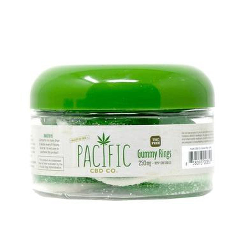 Pacific CBD - CBD Edible - Gummy Rings - 25mg