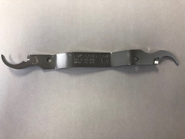 "#7352 - 1"" Lok Cond Conduit Fitting Offset Wrench"