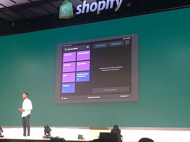 A brand new Shopify POS - #ShopifyUnite