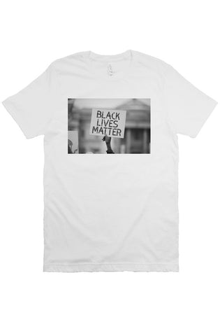 Black Lives Matter B&W T Shirt