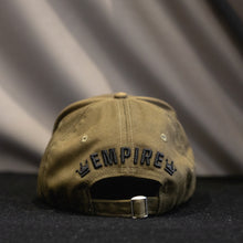 Load image into Gallery viewer, Frank Godley X Blvck Empire Khaki Cap