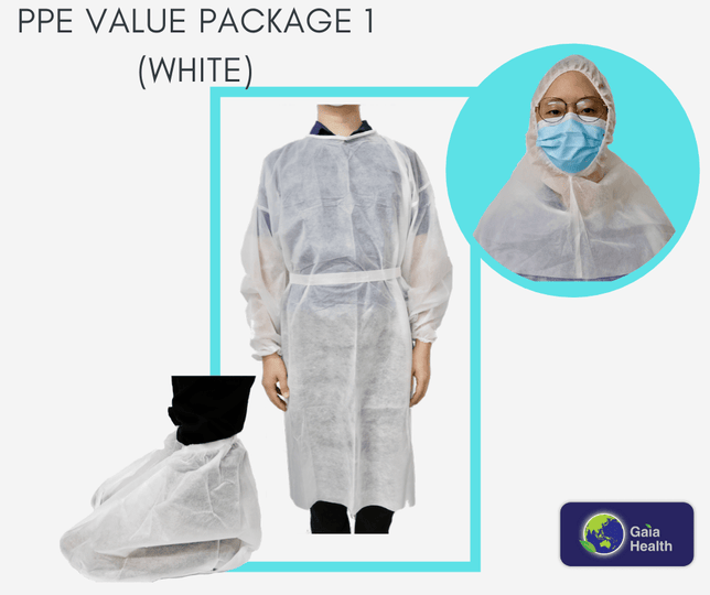 PPE Value Package 1 - Gaia Health Malaysia