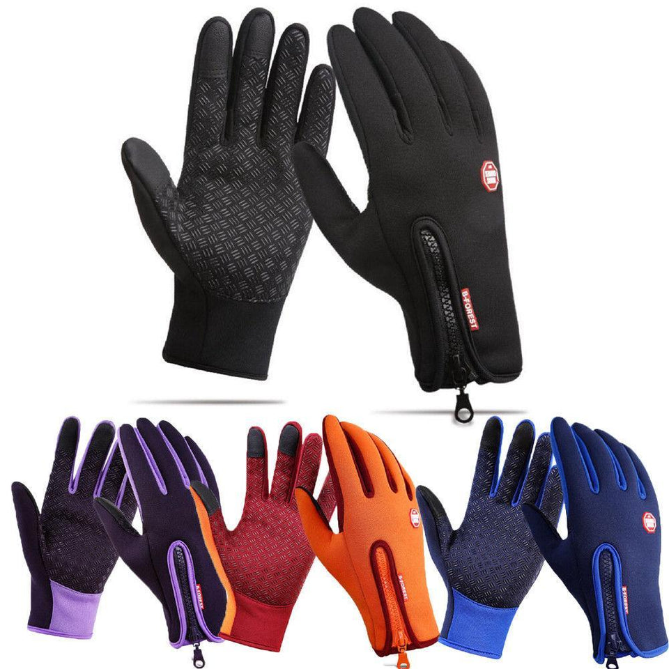 Touch Screen Windproof Gloves