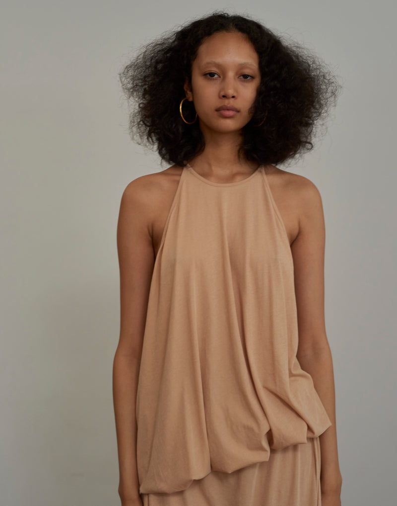Technorama Dress BEIGE