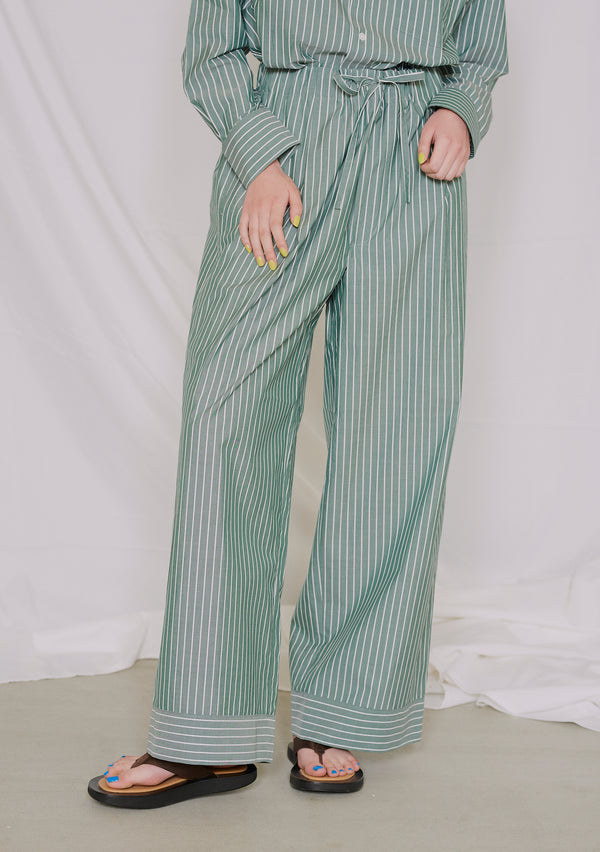 Stripe Easy Pants STRIPE