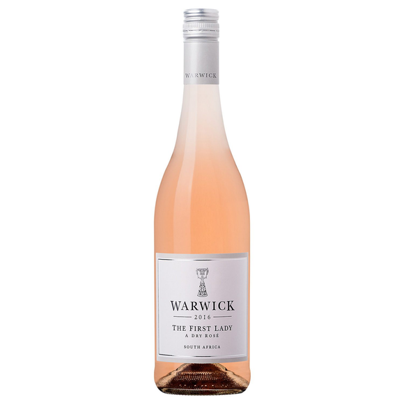 Warwick The First Lady Dry Rosé - Flytap Liquor Shop