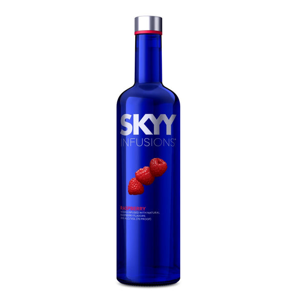 Skyy Raspberry Vodka 750ml - Flytap Liquor Shop